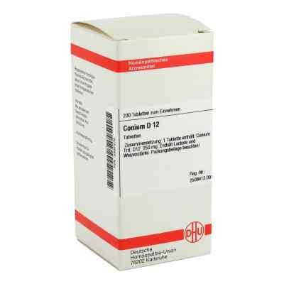 Conium D12 Tabletten  bei apo-discounter.de bestellen