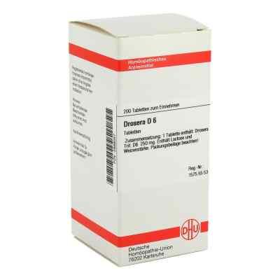 Drosera D6 Tabletten  bei apo-discounter.de bestellen