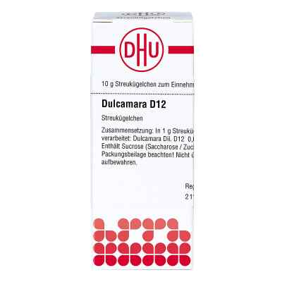 Dulcamara D 12 Globuli  bei apo-discounter.de bestellen