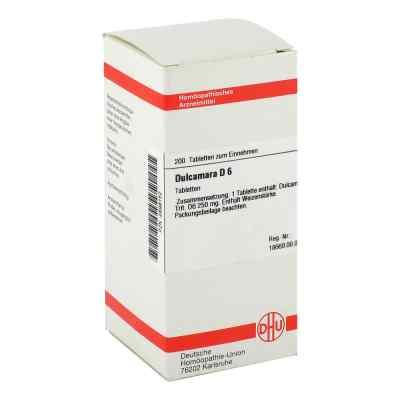 Dulcamara D6 Tabletten  bei apo-discounter.de bestellen