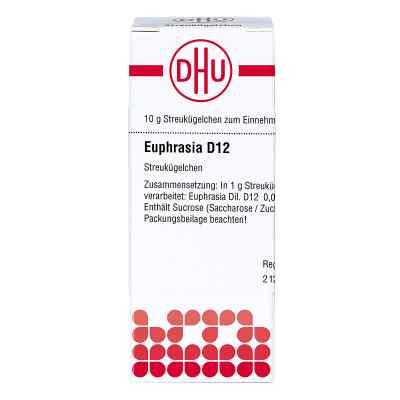 Euphrasia D12 Globuli  bei apo-discounter.de bestellen