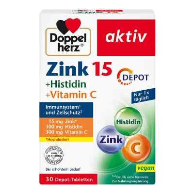 Doppelherz Zink + Histidin Depot Tabletten