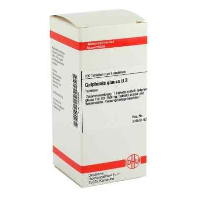 Galphimia Glauca D3 Tabletten  bei apo-discounter.de bestellen