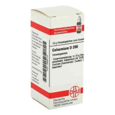 Gelsemium D 200 Globuli  bei apo-discounter.de bestellen