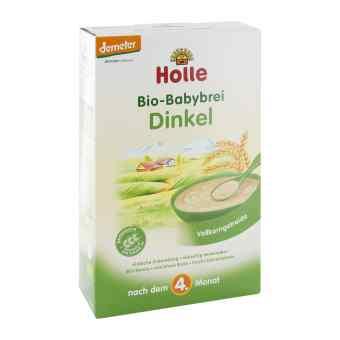Holle Bio Babybrei Dinkel  bei apo-discounter.de bestellen