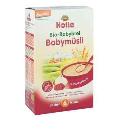 Holle Bio Babybrei Babymüsli  bei apo-discounter.de bestellen