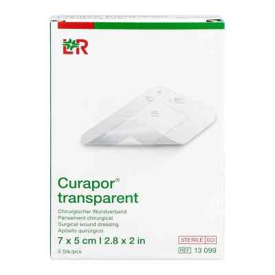 Curapor Wundverband transparent 5x7 cm steril  bei apo-discounter.de bestellen