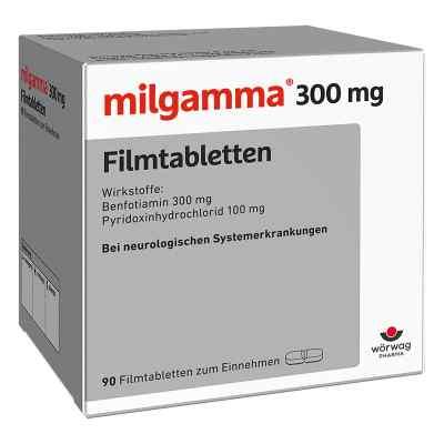Milgamma 300 mg Filmtabletten  bei apo-discounter.de bestellen