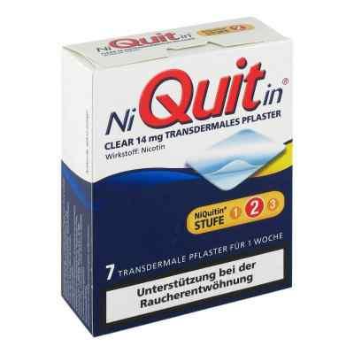 NiQuitin Clear 14mg/24 Stunden