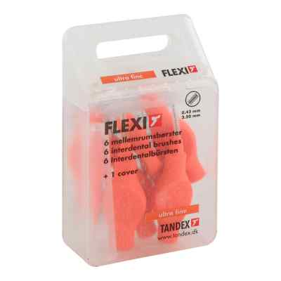 Tandex Flexi Interdental Bürsten orange 0,45mm  bei apo-discounter.de bestellen