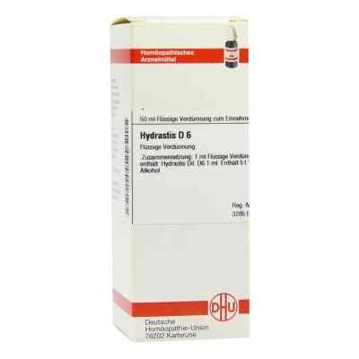 Hydrastis D6 Dilution  bei apo-discounter.de bestellen