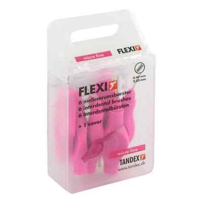 Tandex Flexi Interdental Bürsten pink 0,4mm  bei apo-discounter.de bestellen