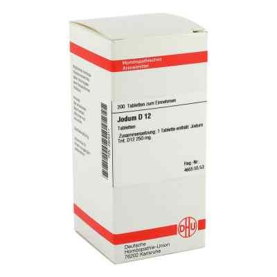 Jodum D12 Tabletten  bei apo-discounter.de bestellen