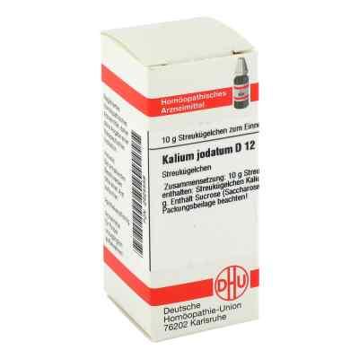 Kalium Jodat. D 12 Globuli  bei apo-discounter.de bestellen
