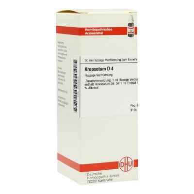 Kreosotum D4 Dilution  bei apo-discounter.de bestellen