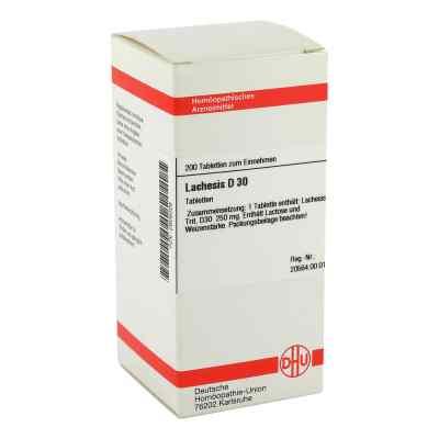Lachesis D30 Tabletten  bei apo-discounter.de bestellen