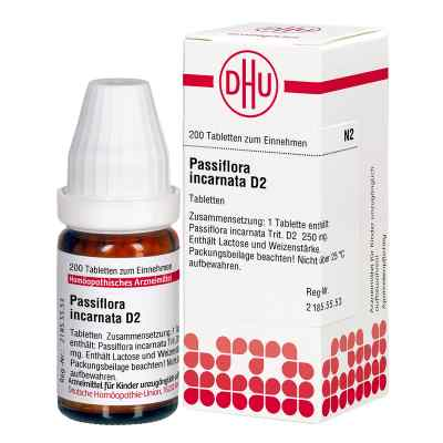 Passiflora Incarnata D2 Tabletten  bei apo-discounter.de bestellen