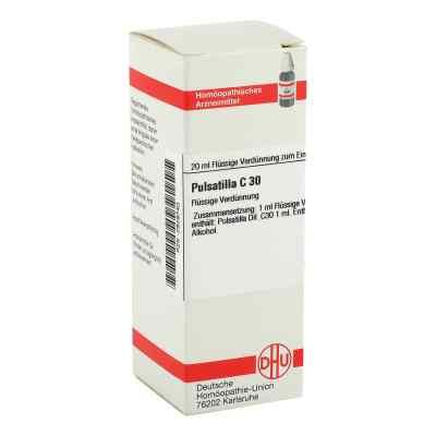 Pulsatilla C30 Dilution  bei apo-discounter.de bestellen