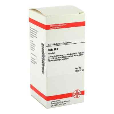 Ruta D3 Tabletten  bei apo-discounter.de bestellen