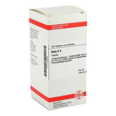 Ruta D4 Tabletten  bei apo-discounter.de bestellen