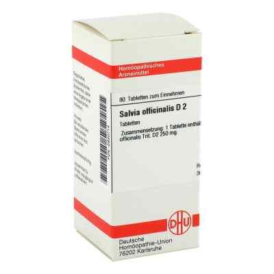 Salvia Officinalis D2 Tabletten  bei apo-discounter.de bestellen