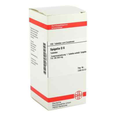 Spigelia D6 Tabletten  bei apo-discounter.de bestellen