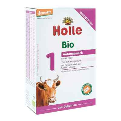 Holle Bio Säuglings Milchnahrung 1  bei apo-discounter.de bestellen