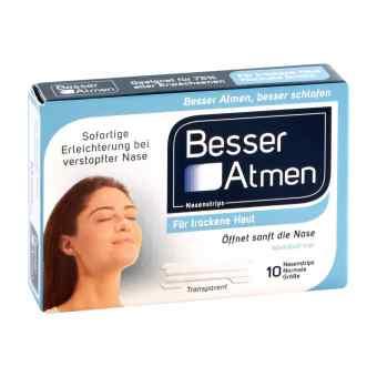 Besser Atmen Nasenstrips transparent normale Grösse  bei apo-discounter.de bestellen