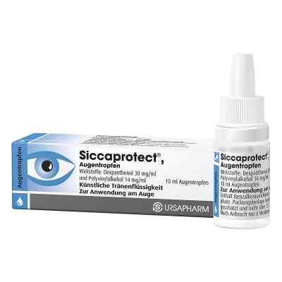 Siccaprotect Augentropfen  bei apo-discounter.de bestellen