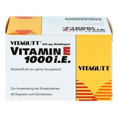 Vitagutt Vitamin E 1000 Kapseln  bei apo-discounter.de bestellen