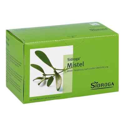 Sidroga Mistel Tee Filterbeutel  bei bioapotheke.de bestellen