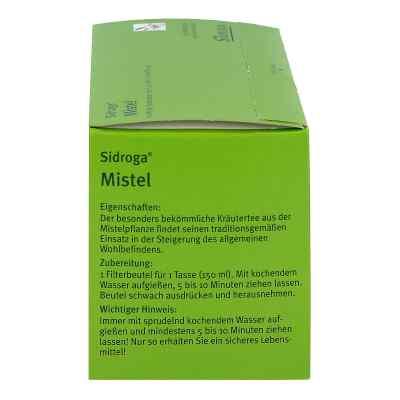 Sidroga Mistel Tee Filterbeutel  bei apo-discounter.de bestellen