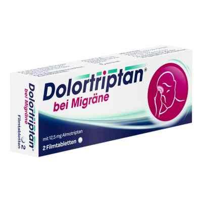 Dolortriptan bei Migräne  bei apo-discounter.de bestellen