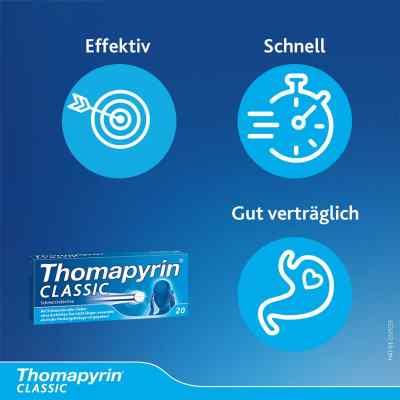 Thomapyrin CLASSIC Schmerztabletten bei Kopfschmerzen  bei apo-discounter.de bestellen