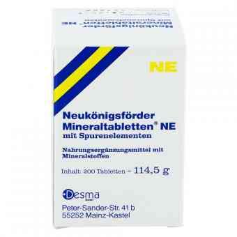 Neukönigsförder Mineraltabletten Ne  bei apo-discounter.de bestellen