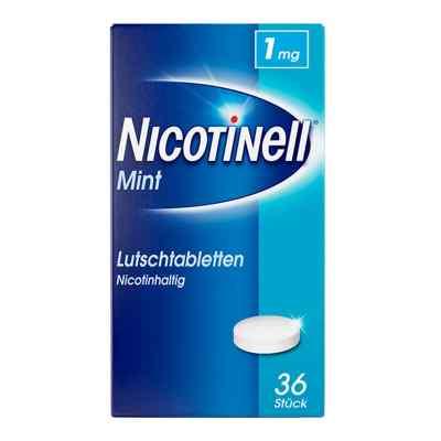 Nicotinell 1mg Mint  bei apo-discounter.de bestellen