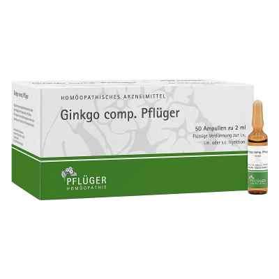 Ginkgo Comp.pflüger Ampullen  bei apo-discounter.de bestellen