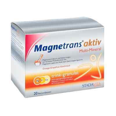 Magnetrans aktiv Multi Mineral Trink-granulat