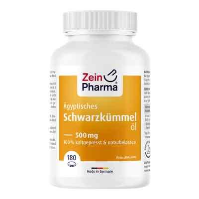 ägyptisches Schwarzkümmelöl Kapseln 500 mg  bei apo-discounter.de bestellen