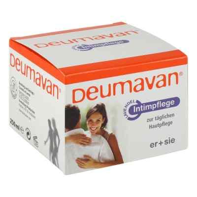 Deumavan Salbe mit Lavendel Dose