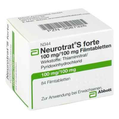 Neurotrat S forte Filmtabletten  bei apo-discounter.de bestellen