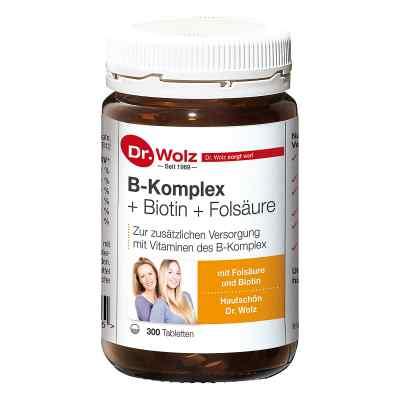 B Komplex + Biotin + Folsäure Tabletten  bei apo-discounter.de bestellen
