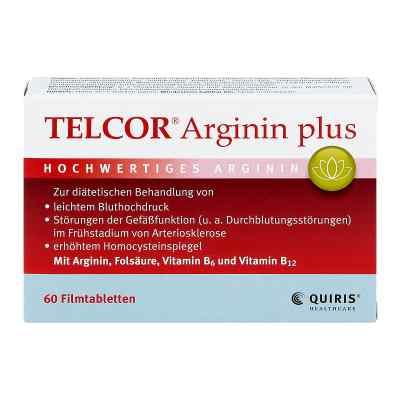 Telcor Arginin plus Filmtabletten  bei apo-discounter.de bestellen