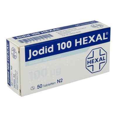 Jodid 100μg HEXAL