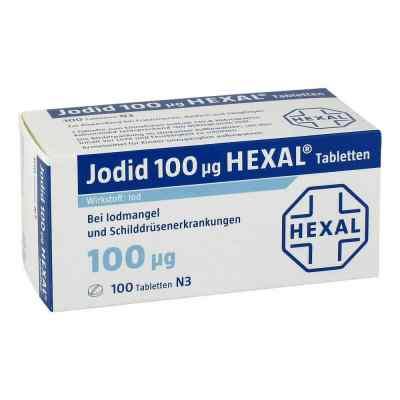 Jodid 100μg HEXAL  bei apo-discounter.de bestellen