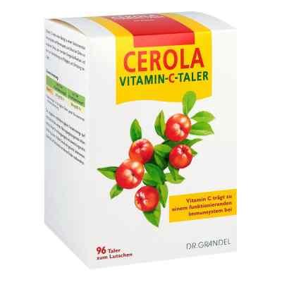 Cerola Vitamin C Taler Grandel  bei bioapotheke.de bestellen