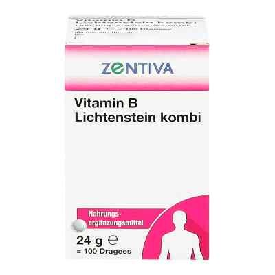 Vitamin B Lichtenstein Kombi Dragees  bei apo-discounter.de bestellen