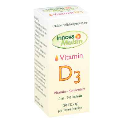 Innova Mulsin Vitamin D3 Emulsion  bei apo-discounter.de bestellen