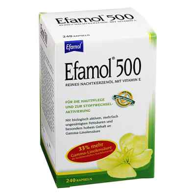 Efamol 500 Kapseln  bei apo-discounter.de bestellen