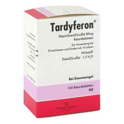 Tardyferon Depot-Eisen(II)-sulfat 80mg  bei apo-discounter.de bestellen